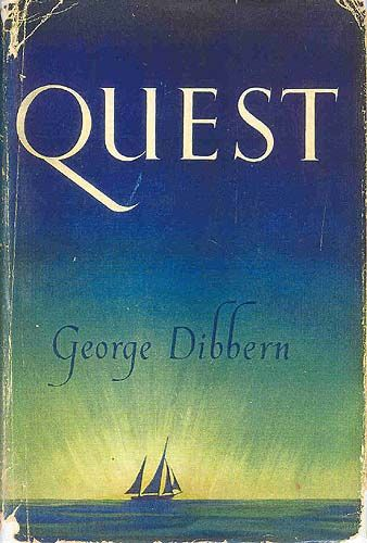 Quest First Edition Dust Jacket Front Cover